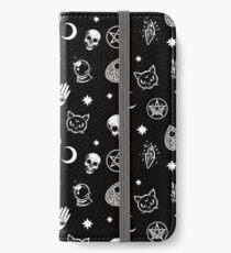 Witch Pattern iPhone Wallet/Case/Skin