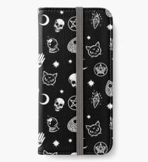 Witch Pattern iPhone Wallet/Case/Skin