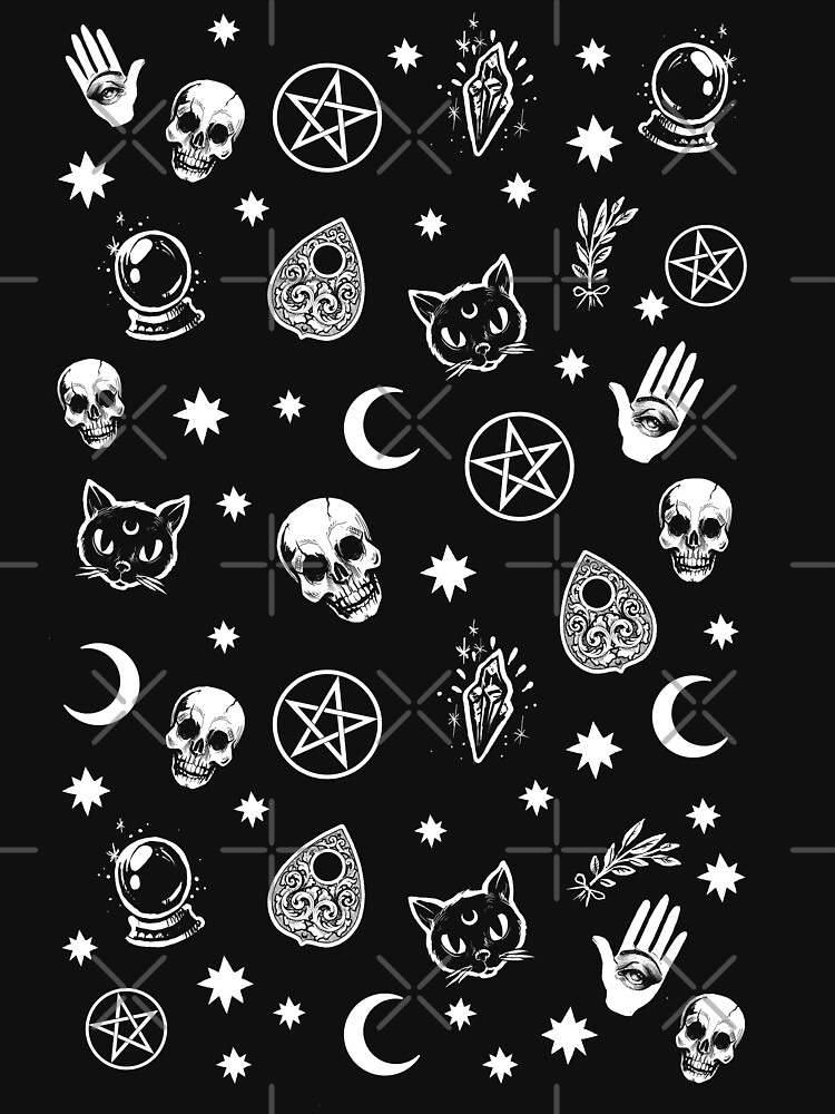 Witch Pattern by medusadollmaker