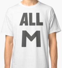 Deku's All M Shirt Classic T-Shirt