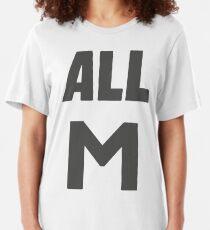 Deku's All M Shirt Slim Fit T-Shirt
