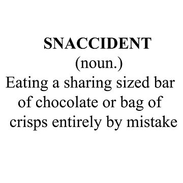 Definition of a Snaccident  by FatalCaitSith