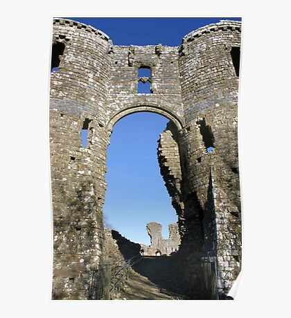 Castles of Wales, Welsh Castle, Ruins Poster