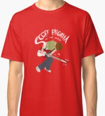 Scott Pilgrim vs the world Classic T-Shirt