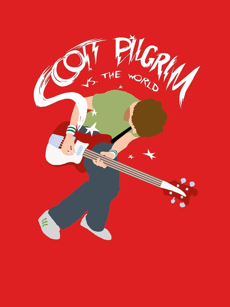 Scott Pilgrim contra el mundo de livjj