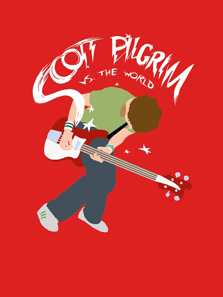Scott Pilgrim vs the world by livjj