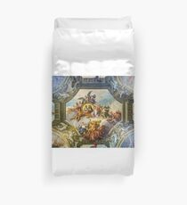 Painted Hall Duvet Cover