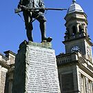 English Colonial War Memorial, South African Wars 1900 by Remo Kurka