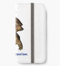 Tortoises - Some people shouldn't use the car pool lane iPhone Wallet/Case/Skin