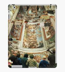 Grand Tour in the Virtual Age iPad Case/Skin