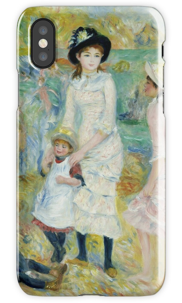 how to store photos from iphone quot auguste renoir children on the seashore guernsey about 1883