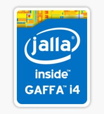 Jalla Inside Sticker