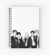 SHINee  Spiral Notebook
