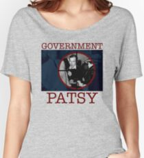 Government Patsy Women's Relaxed Fit T-Shirt