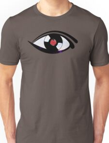 Eye Heart Vinyl (I Love Vinyl) Modern Conceptual Art Vinyl Records Music T-Shirt