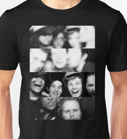 Merlin Cast ~ Photogenic  Unisex T-Shirt