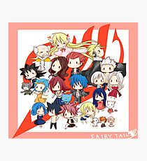 fairy tail 2014 Photographic Print