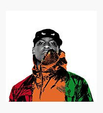 Skepta Color Photographic Print