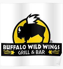 Buffalo Wild Wings Poster