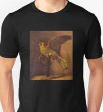 'Parrot' by Vincent Van Gogh (Reproduction) T-Shirt
