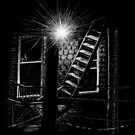 Fire Escape by Robert Randle