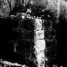 Ruined Church Cornerstone by Robert Randle