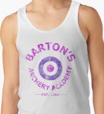 Barton's Archery Academy Tank Top