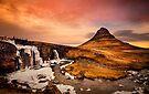 Kirkjufell by Svetlana Sewell