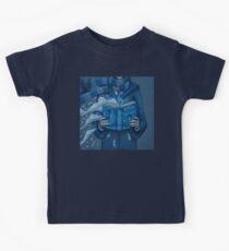 Books magic blue Kids Clothes