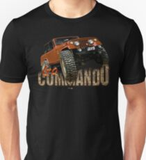 Go Commando Unisex T-Shirt