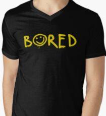 Sherlock - Bored! Men's V-Neck T-Shirt