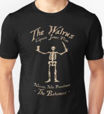 Black Sails - The Walrus Unisex T-Shirt