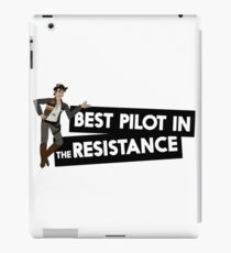 Best Pilot in the Galaxy iPad Case/Skin