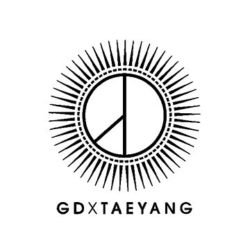 GD X TAEYANG Logo by gdragon88