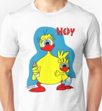 Rick the chick & Friends - Hedy T-Shirt