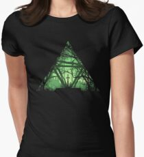 Treeforce Womens Fitted T-Shirt