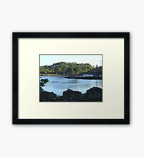 An Evening In May Framed Print