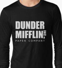 Dunder Mifflin Long Sleeve T-Shirt