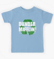 Dunder Mifflin Recycle Kids Clothes