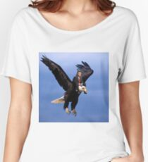 Trump Riding Eagle Women's Relaxed Fit T-Shirt