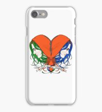 Clementine's Heart iPhone Case/Skin