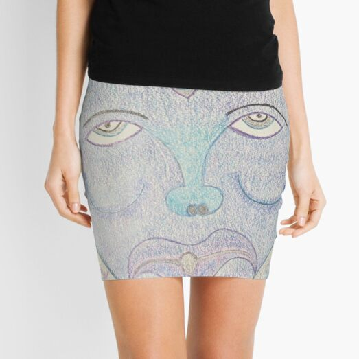 3rdeyeblue Mini Skirt