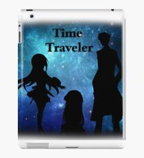 Time Traveler iPad Case/Skin