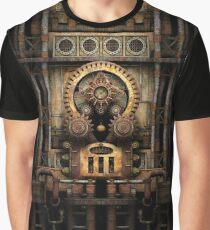 Infernal Steampunk Vintage Machine #3 Graphic T-Shirt