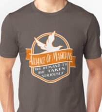 Alliance of Magicians Unisex T-Shirt