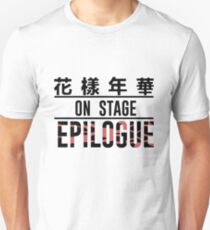 BTS On Stage Epilogue T-Shirt