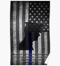 Blessed are the Peacemakers USA Poster