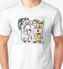Graphics by Irene Rindje T-Shirt