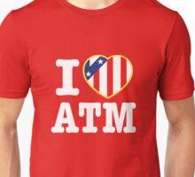 I Love Atleti Unisex T-Shirt