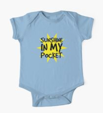 Sunshine in my Pocket Kids Clothes